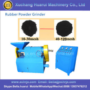 Superfine Rubber Powder Pulverizer/Ultra-Fine Rubber Powder Grinder pictures & photos