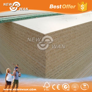 Plain Particleboard / Melamine Chipboard / Hollow Core Chipboard pictures & photos
