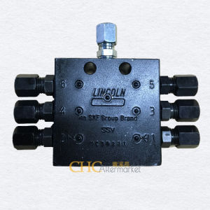 China Lincoln Ssv Metering Device Grease Distributor 6
