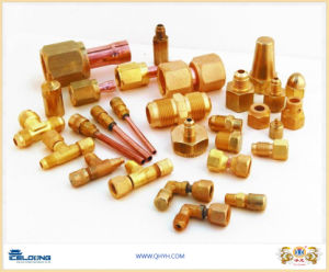 Brass Fitting for Air Condition and Refrigeration System pictures & photos
