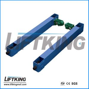 End Carriage for Single Girder Electric Overhead Crane pictures & photos