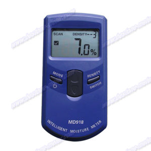 Inductive Wood Moisture Meter (MD918) pictures & photos