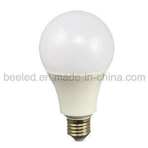 LED Corn Light E27 15W Warm White Silver Color Body LED Bulb Lamp
