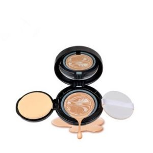 Smoothing and Silky Hydrating Special Foundation Cream Foundation