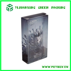 Plastic Colorful Fancy Printing Folding Box Packaging