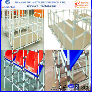Hot Sales Warehouse PE Pipe Racking pictures & photos