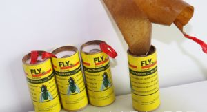 Fly Glue Trap Fly Catcher Ribbon pictures & photos