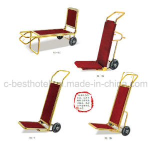 Hotel Luggage Cart, Luggage Trolley, Hotel Furniture Concierge Birdcage pictures & photos