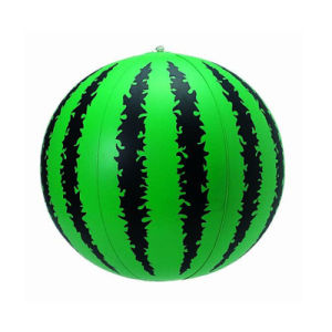 14inch Diameter Inflatable Watermelon Beach Ball pictures & photos