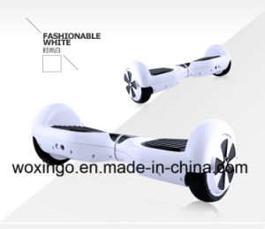 White Color FCC RoHS Ce UL Certificates Electric Hoverboard