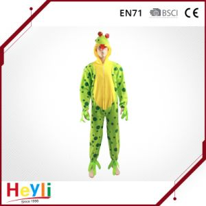 New Arrival Adult Men Cute Animal Frog Cosplay Costumes pictures & photos
