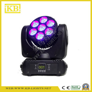 7PCS LED Moving Head Beam Wash Light pictures & photos