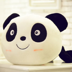 China Custom Best Made Panda Bear Plush Toys Stuffed Animals With