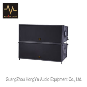 "La-3208 2X8"" Two Way Professional Audio Passive Line Array Loudspeaker System pictures & photos"