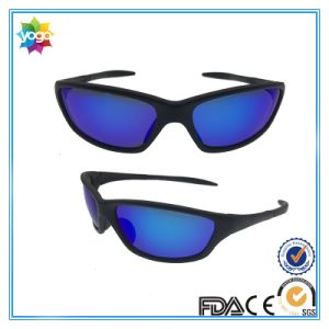 Customized Polarized Sports Sunglasses with Logo From China Manufacturer