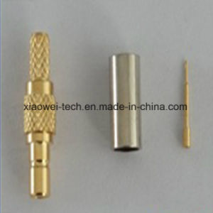 Ssmb Male Coaxial Microstrip DIN N Ssmb Connector
