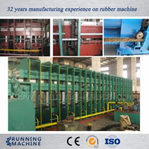 Frame Type Vulcanizing Press (XLB-D400*7000*1/8.00MN) pictures & photos