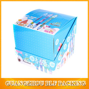 Cheap Full Sets Custom Printed Paper Beauty Cosmetic Box (BLF-PBO344) pictures & photos