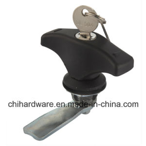 T-Handle Locks for Sectional Garage Door Hardware, T-Handle Lock for Shed Door pictures & photos