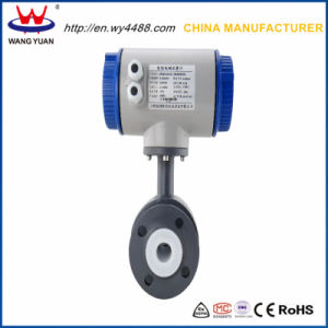 Water Supply Electromagnetic Flow Meter pictures & photos