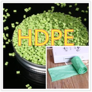 Plastic Color Masterbatch HDPE Granules pictures & photos