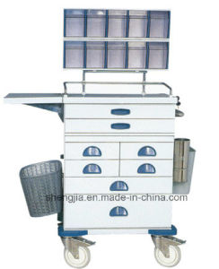 Sjt086 Luxurious Anesthesia Cart