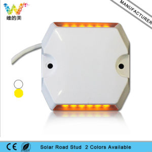 Road Safety Plastic Pathway Light LED Wired Road Stud pictures & photos