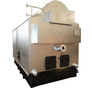 4ton/1.25 Bar Rice Hull Fired Steam Boiler