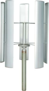 HBH Series Vertical Axis Wind Turbine pictures & photos