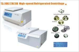 High Speed Refrigerated Centrifuge (TGL-22M) CE & ISO 13485