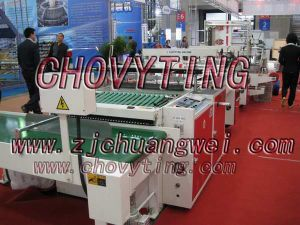 Four Functions Plastic Bag Making Machine pictures & photos