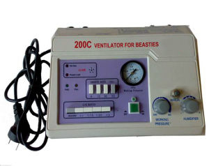 Vt-200c New Model CE Certificated ICU Portable Ventilator Price pictures & photos