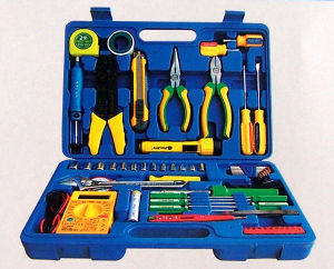 Aluminum Case and Tools (008)