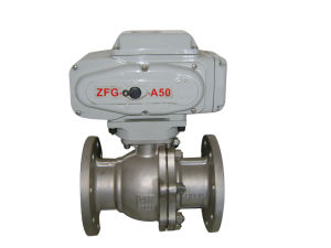 Electric Valve (V-A50) pictures & photos