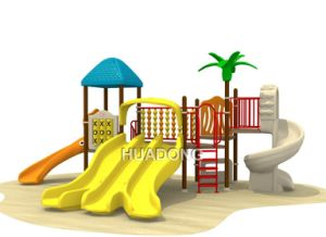 Sports Series Popular Cheap Commercial Children Outdoor Playground Equipment (HD-121A) pictures & photos
