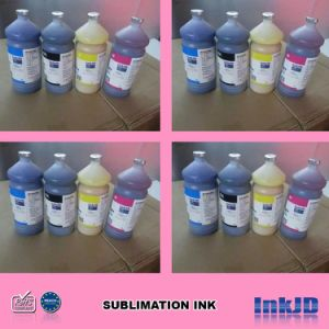 a254a1745 China Non-Toxic Dye Sublimation Ink for Garment Transfer Printing ...