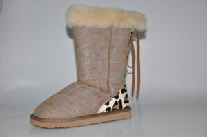 Barbara Sheepskin Winter Boot