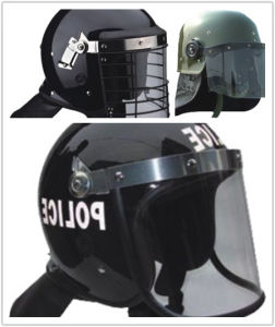 Police ABS Military Anti Riot Control Helmet