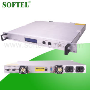 1550 CATV Fiber Optical Amplifier 16dB Output Optical Power EDFA pictures & photos