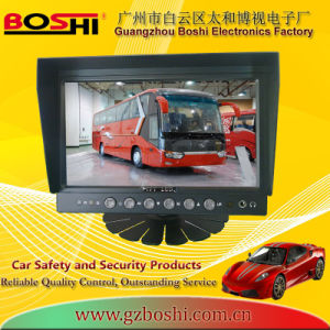 7 Inch Car CCTV Monitor/Car Safe and Security Product (SF-7005M)