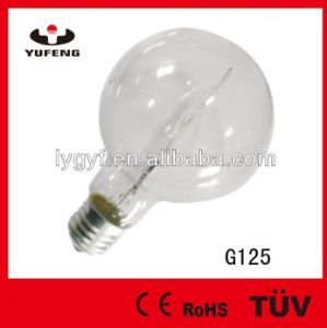 Eco G125 Halogen Bulbs with CE, RoHS Approved pictures & photos