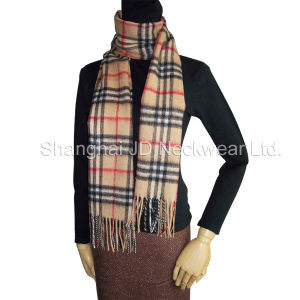 TOP 100%Cashmere Scarf pictures & photos