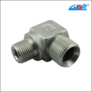 90 Degree Elbow Bsp Male 60 Degree Seat/ BSPT Male Fitting (XC-1BT9-SP) pictures & photos