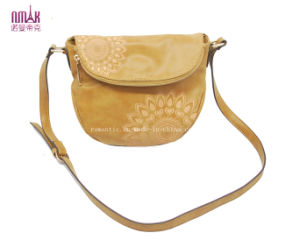 Carved Patterns Shopper Cross Bags N-1039