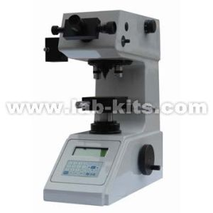 Automatic Turret Microhardness Tester