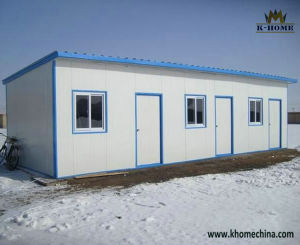 Environmental Protection Prefabricated Buildings for Temporary Living pictures & photos