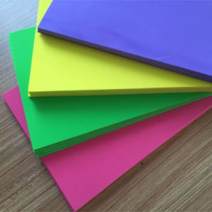 Assorted Colors Closed Cell Polyethylene Foam for Packaging pictures & photos