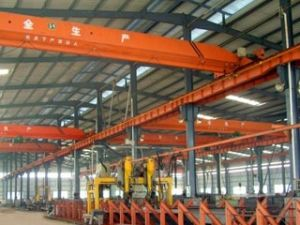 Ghana Steel Structure Shed Structure Design (524.31MT) (BR00039)