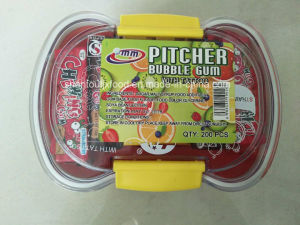 Lunch Box Chewing Gum with Tattoo 60 PCS