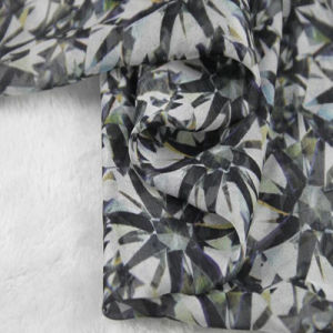 6mm Printed Silk Charmeuse for Silk Dress Fabric pictures & photos